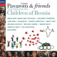 Pavarotti & Friends Together For The Children Of Bosnia - Luciano Pavarotti, Brian Eno, Bono, The Edge, Dolores O'Riordan