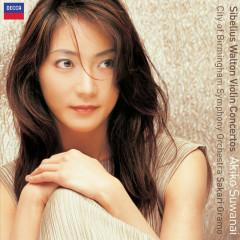 Sibelius & Walton Violin Concertos - Akiko Suwanai, City Of Birmingham Symphony Orchestra, Sakari Oramo