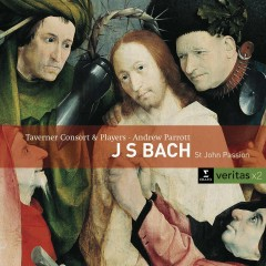 Bach - St John Passion - Rogers Covey-Crump, David Thomas, Taverner Consort, Taverner Players, Andrew Parrott