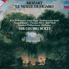 Mozart: Le Nozze di Figaro - Kiri Te Kanawa, Lucia Popp, Frederica von Stade, Sir Thomas Allen, Samuel Ramey