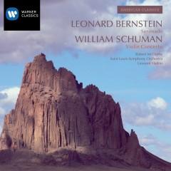 American Classics: William Schuman - Leonard Slatkin, Saint Louis Symphony Orchestra, John Sant'Ambrogio, Robert McDuffie