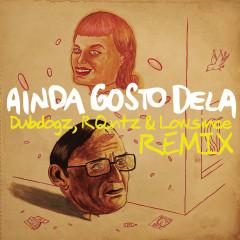 Ainda Gosto Dela (Dubdogz, RQntz & Lowsince Remix) - Skank, Negra Li, Dubdogz