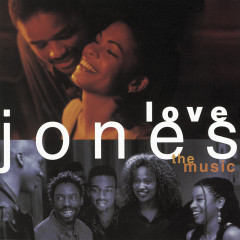 LOVE JONES THE MUSIC - Various Artists