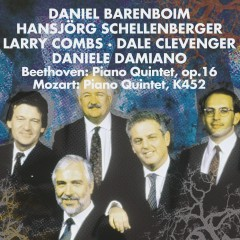 Mozart & Beethoven: Quintets for Piano & Winds - Daniel Barenboim