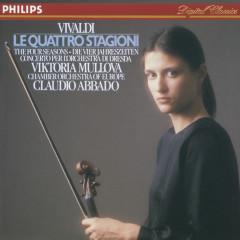 Vivaldi: The Four Seasons - Viktoria Mullova, Christoph Marks, Marieke Blankestijn, Douglas Boyd, Matthew Wilkie