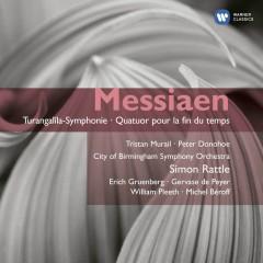 Messiaen: Turangalila Symphony - Quatour pour la fin du temps - Various
