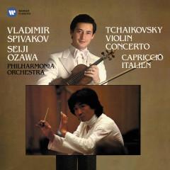 Tchaikovsky: Violin Concerto & Capriccio italien - Seiji Ozawa, Vladimir Spivakov