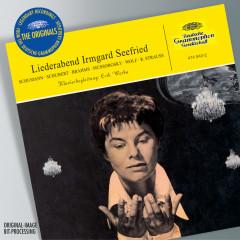 Irmgard Seefried - Liederabend - Irmgard Seefried, Erik Werba