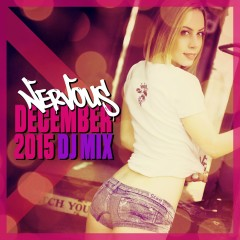 Nervous December 2015 - DJ Mix - Various Artists