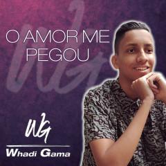 O Amor Me Pegou - Whadi Gama