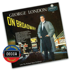 On Broadway - George London, The Roland Shaw Orchestra