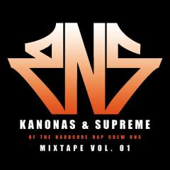 The Battle Tape - Kanon, Supreme