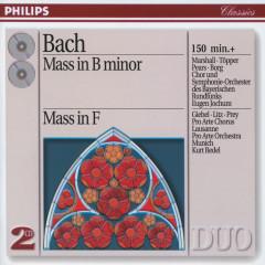 Bach, J.S.: Mass in B minor/Missa Brevis in F
