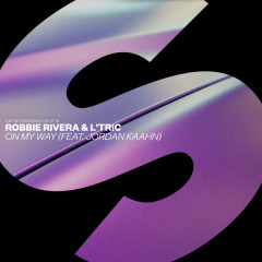 On My Way (Single) - Robbie Rivera, L'Tric