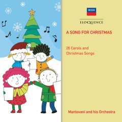 A Song For Christmas - Mantovani & His Orchestra