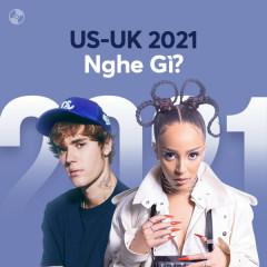 US-UK 2021 Nghe Gì? - Justin Bieber, Doja Cat, Olivia Rodrigo, The Kid LAROI