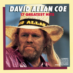 David Allan Coe 17 Greatest Hits