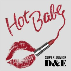 Hot Babe (Japanese) (Single) - D&E (Super Junior)