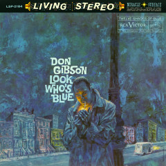 Look Who's Blue - Don Gibson