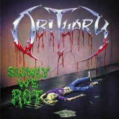 Slowly We Rot (Reissue) - Obituary
