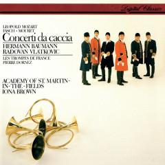 Concerti di caccia - Hermann Baumann, Radovan Vlatkovic, Academy of St. Martin in the Fields, Iona Brown