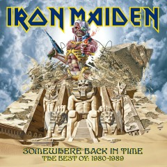 Somewhere Back in Time (The Best of 1980 - 1989) - Iron Maiden