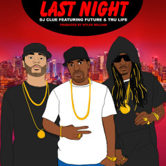 Last Night (Single)