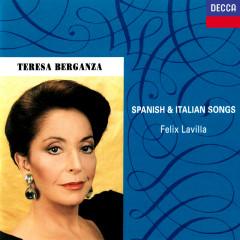 Spanish & Italian Songs - Teresa Berganza, Felix Lavilla