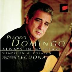 Always in My Heart: The Songs of Ernesto Lecuona
