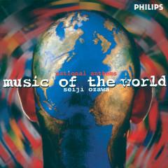 Music of The World - National Anthems - New Japan Philharmonic Orchestra, Seiji Ozawa