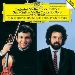 Paganini: Violin Concerto No.1 op.6 - New York Philharmonic Orchestra, Giuseppe Sinopoli