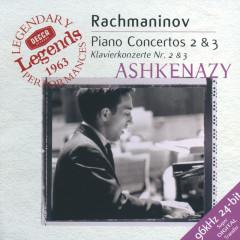 Rachmaninov: Piano Concertos Nos.2 & 3 - Vladimir Ashkenazy, Moscow Philharmonic Symphony Orchestra, Kirill Kondrashin, London Symphony Orchestra, Anatole Fistoulari