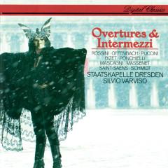 Overtures & Intermezzi - Silvio Varviso, Staatskapelle Dresden