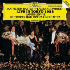 Live in Tokyo 1988 - Kathleen Battle, Placido Domingo, Metropolitan Opera Orchestra, James Levine