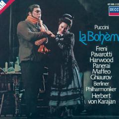Puccini: La Bohème - Mirella Freni, Luciano Pavarotti, Elizabeth Harwood, Nicolai Ghiaurov, Berliner Philharmoniker