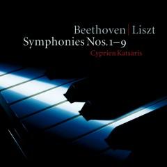 Beethoven / Arr Liszt : Symphonies Nos 1 - 9 - Cyprien Katsaris