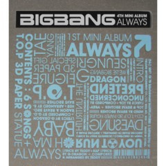 Always - 1st Mini Album - BIGBANG