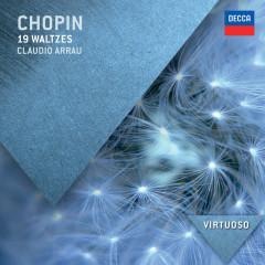 Chopin: 19 Waltzes - Claudio Arrau