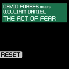 The Act Of Fear - David Forbes, William Daniel