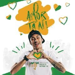 O Amor Ta Ái - Neymar Jr., Alexandre Pires, Anitta, Thiaguinho, Vitin