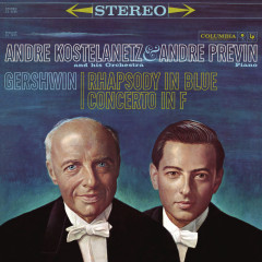 Gershwin: Concerto in F Major & Rhapsody in Blue - André Previn