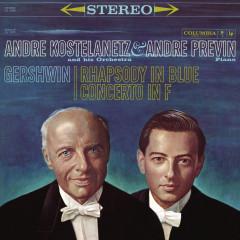 Gershwin: Concerto in F Major & Rhapsody in Blue