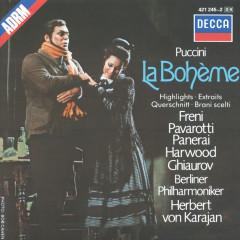 Puccini: La Bohème - Highlights - Mirella Freni, Luciano Pavarotti, Elizabeth Harwood, Nicolai Ghiaurov, Chor der Deutschen Oper Berlin