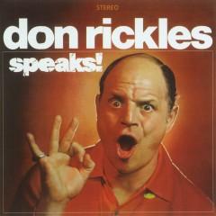 Speaks! - Don Rickles