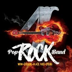 4 Pop Rock Band - Various Artists