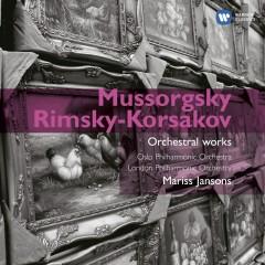 Mussorgsky & Rimsky-Korsakov: Orchestral Works - Mariss Jansons