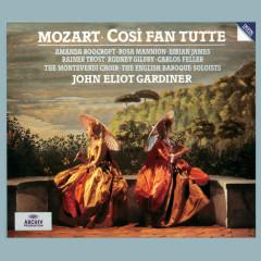 Mozart: Così fan tutte - English Baroque Soloists, John Eliot Gardiner