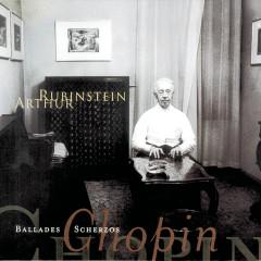 Rubinstein Collection, Vol. 45 :Chopin: Ballades, Scherzi, Tarantelle - Arthur Rubinstein