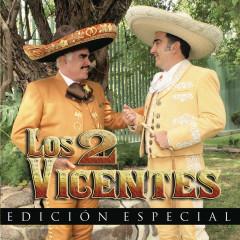 Los 2 Vicentes - Vicente Fernández, Vicente Fernández Hijo