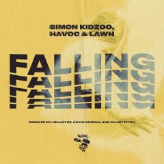 Falling - Simon Kidzoo, Havoc & Lawn